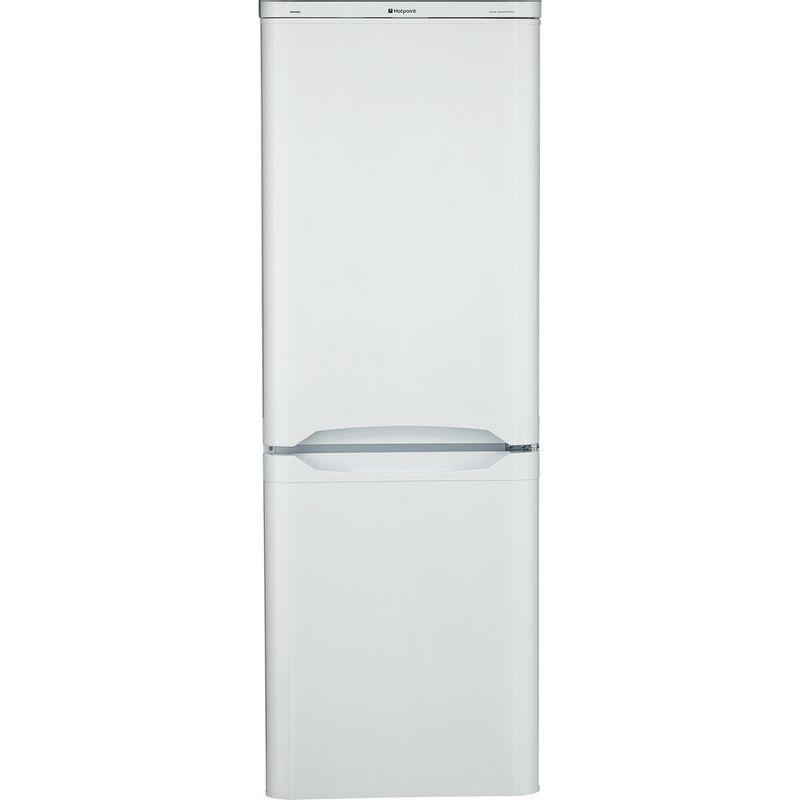 Hotpoint-Fridge-Freezer-Free-standing-NRFAA50P-White-2-doors-Frontal