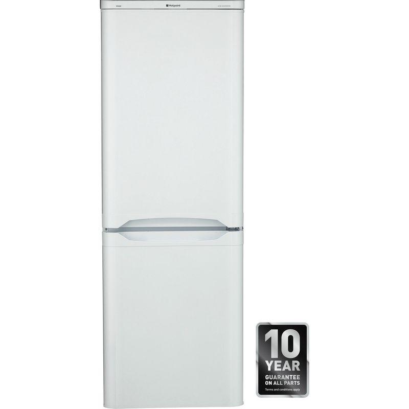 Hotpoint-Fridge-Freezer-Free-standing-NRFAA50P-White-2-doors-Award