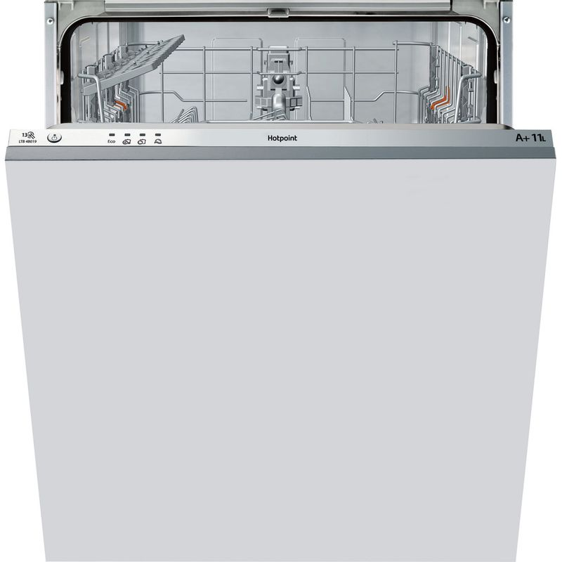 Hotpoint-Dishwasher-Built-in-LTB-4B019-UK-Full-integrated-F-Frontal
