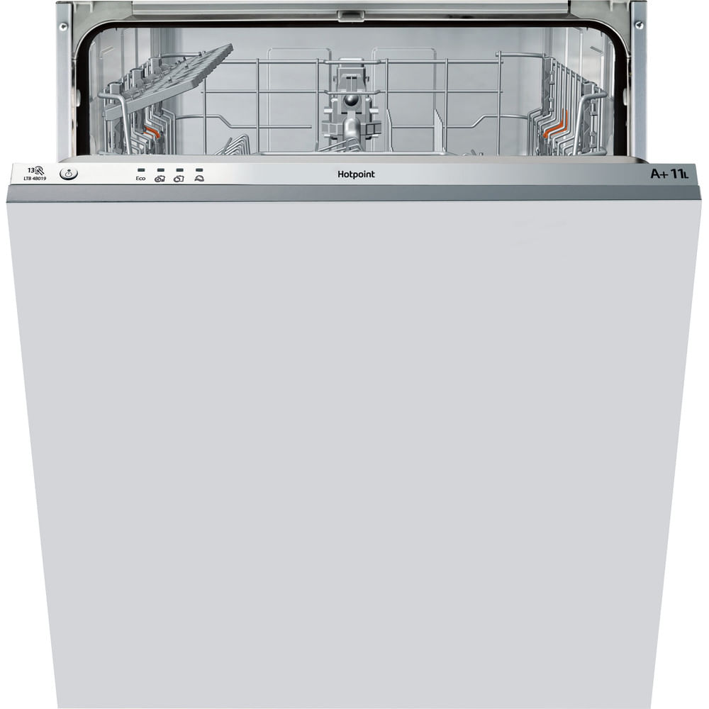Hotpoint Integrated Dishwasher LTB 4B019 UK : discover the specifications of our home appliances and bring the innovation into your house and family.