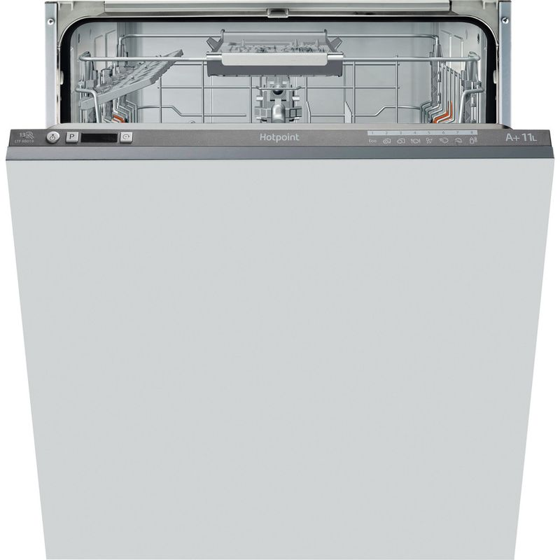 Hotpoint-Dishwasher-Built-in-LTF-8B019-UK-Full-integrated-A-Frontal