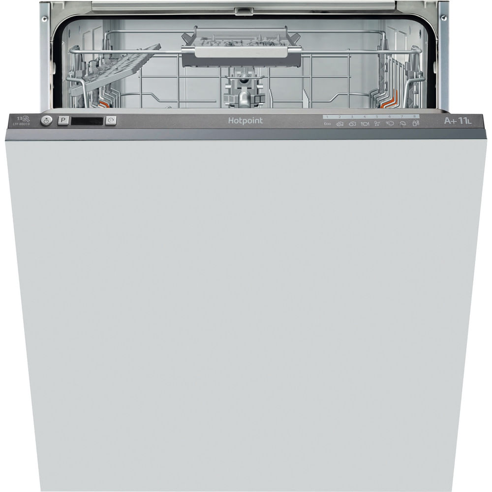 Hotpoint Integrated Dishwasher LTF 8B019 UK : discover the specifications of our home appliances and bring the innovation into your house and family.