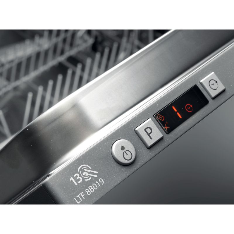 Hotpoint-Dishwasher-Built-in-LTF-8B019-UK-Full-integrated-A-Control-panel