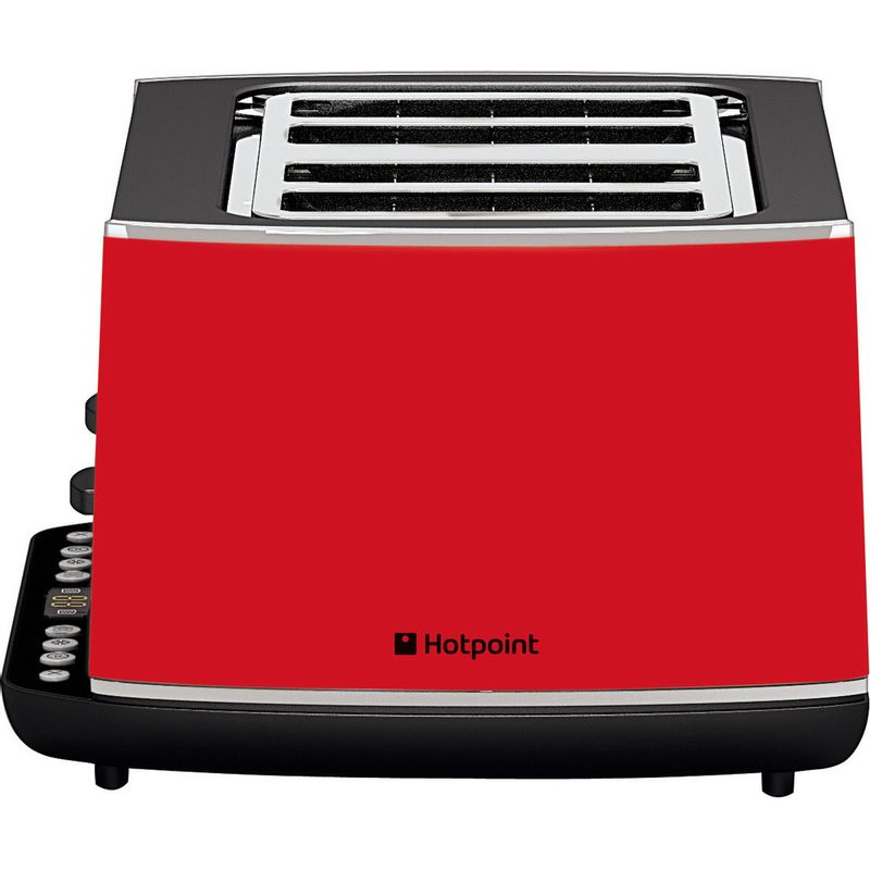 Hotpoint-Toaster-Free-standing-TT-44E-AR0-UK-Red-Profile