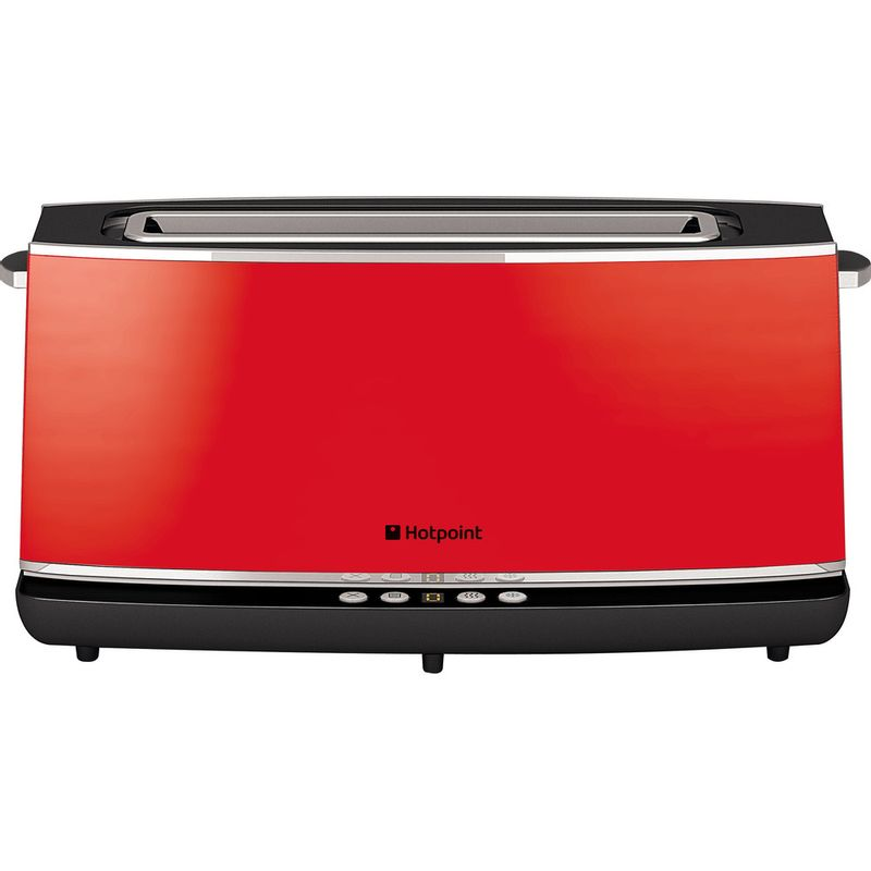 Hotpoint-Toaster-Free-standing-TT-12E-AR0-UK-Red-Profile