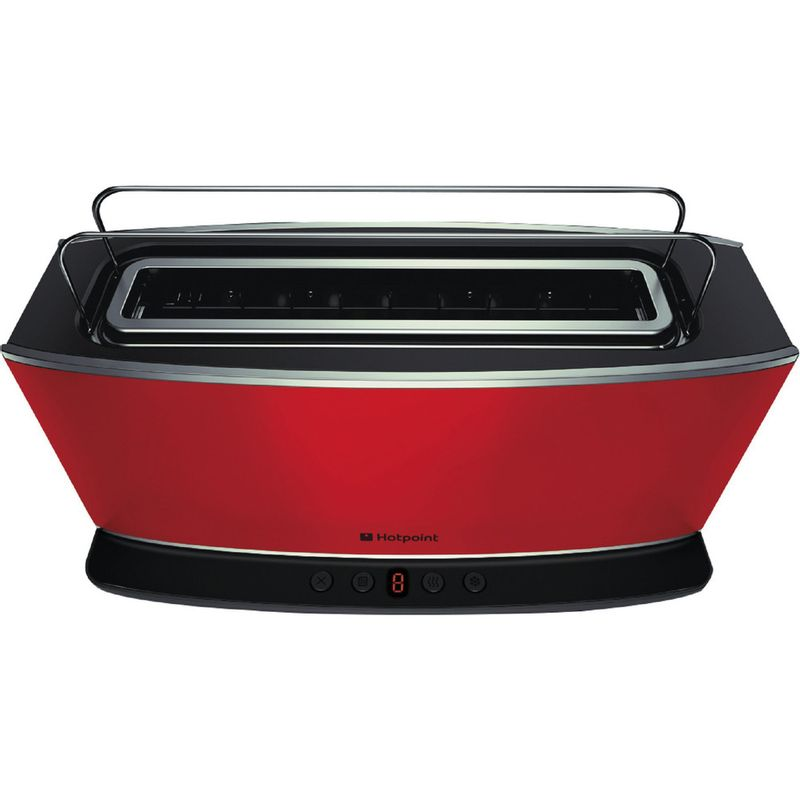 Hotpoint-Toaster-Free-standing-TT-12E-AR0-UK-Red-Lifestyle-detail