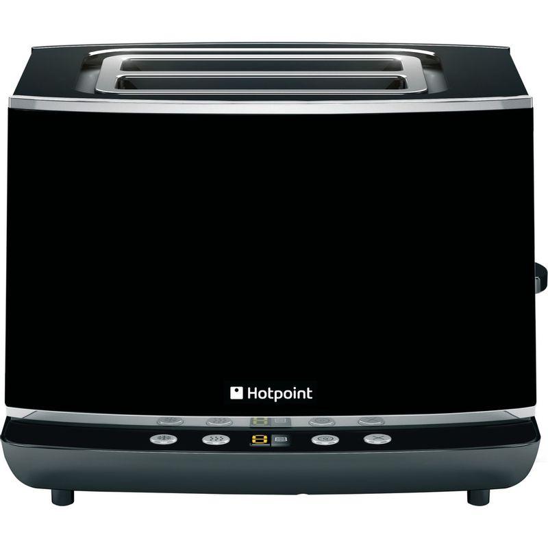 Hotpoint-Toaster-Free-standing-TT-22E-AB0-UK-Black-Profile