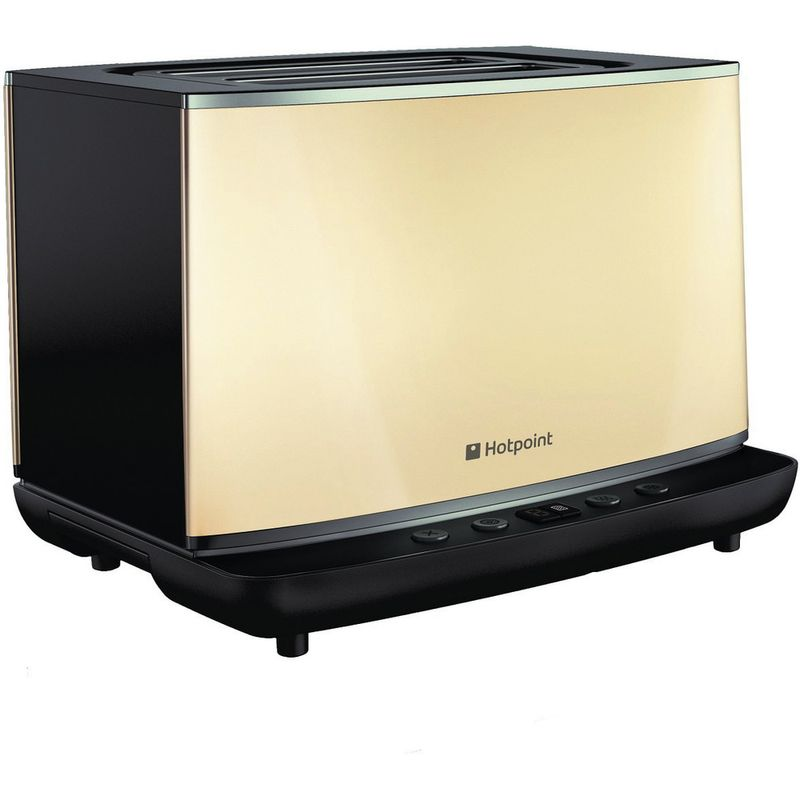 Hotpoint-Toaster-Free-standing-TT-22E-AC0-UK-Crema-Perspective