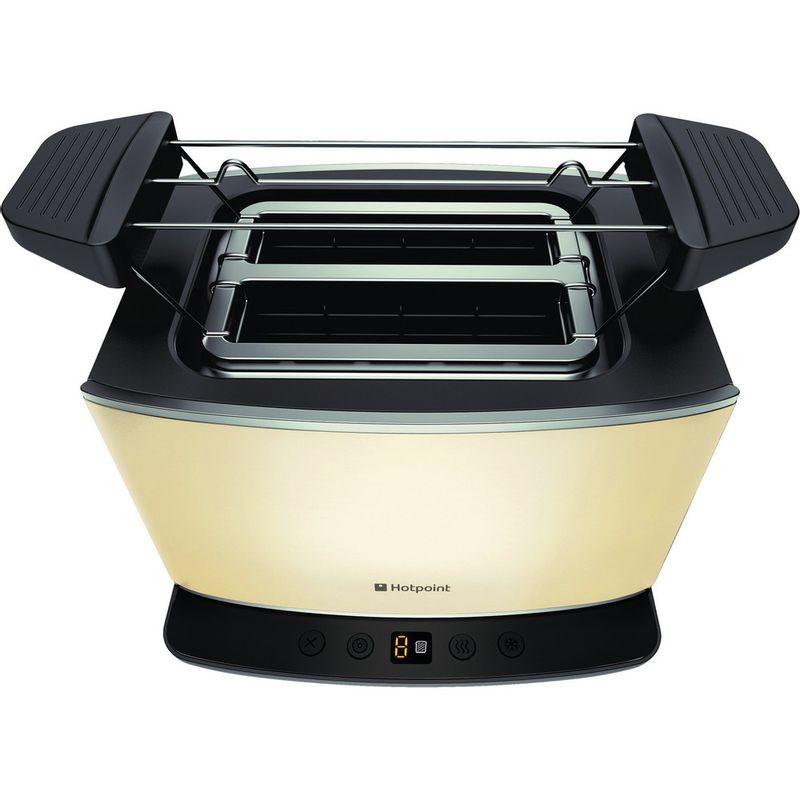 Hotpoint-Toaster-Free-standing-TT-22E-AC0-UK-Crema-Lifestyle-detail