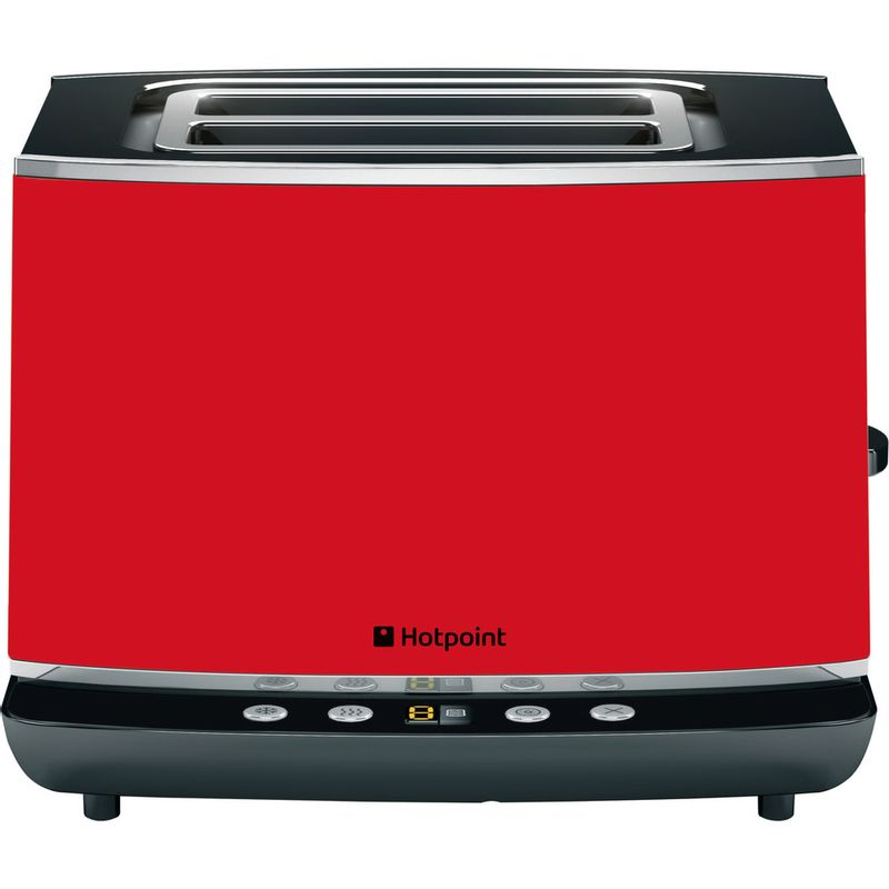 Hotpoint-Toaster-Free-standing-TT-22E-AR0-UK-Red-Profile