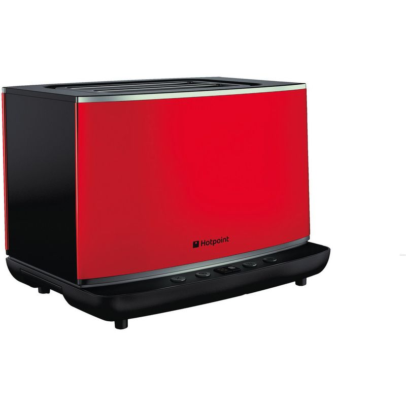 Hotpoint-Toaster-Free-standing-TT-22E-AR0-UK-Red-Perspective