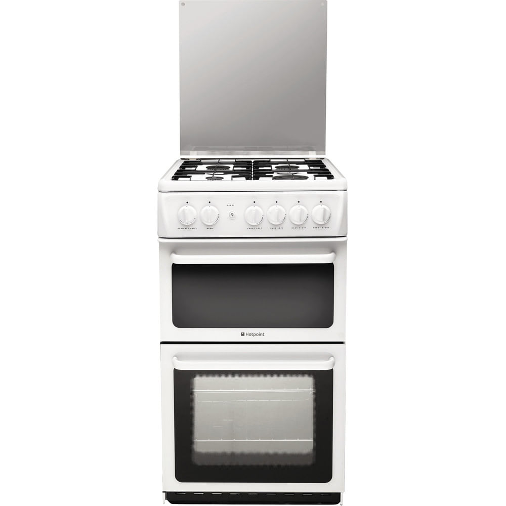Hotpoint Double Cooker HAGL51P : discover the specifications of our home appliances and bring the innovation into your house and family.