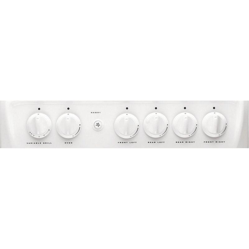 Hotpoint-Double-Cooker-HAGL51P-White-A--Enamelled-Sheetmetal-Control_Panel