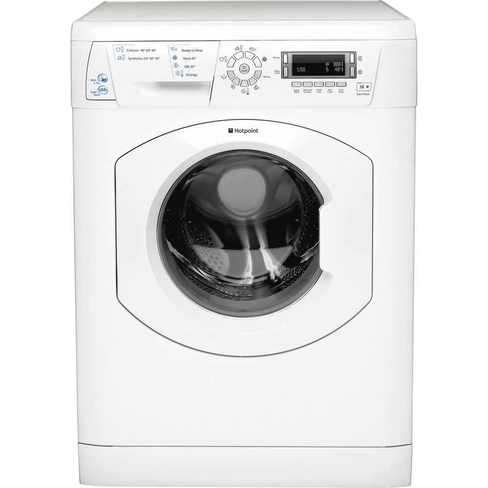 Hotpoint Freestanding Washer Dryer WDD 750P UK : discover the specifications of our home appliances and bring the innovation into your house and family.