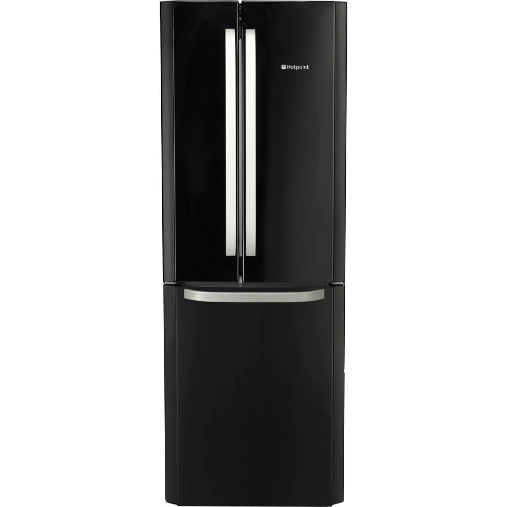 Hotpoint Freestanding fridge freezer FFU3DG K : discover the specifications of our home appliances and bring the innovation into your house and family.