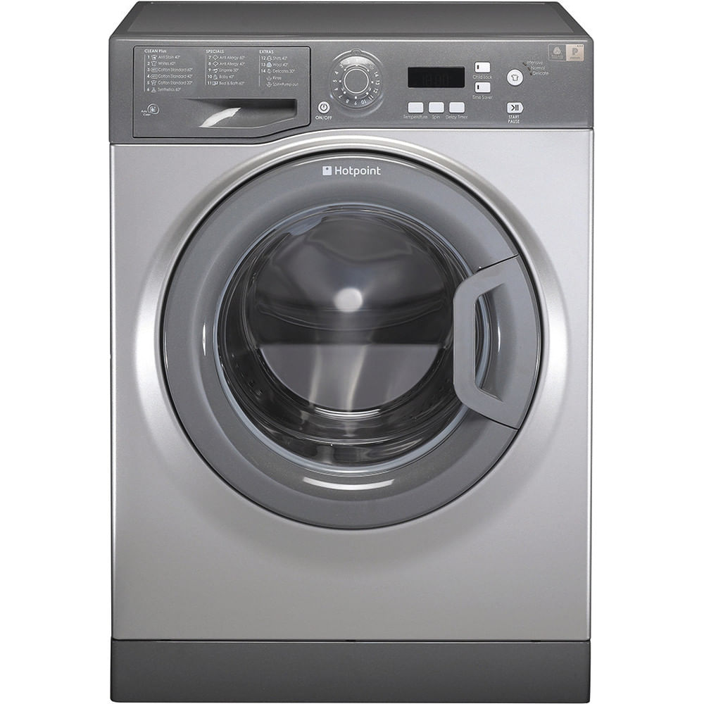 Hotpoint Freestanding Washing Machine WMAQF 721G UK : discover the specifications of our home appliances and bring the innovation into your house and family.
