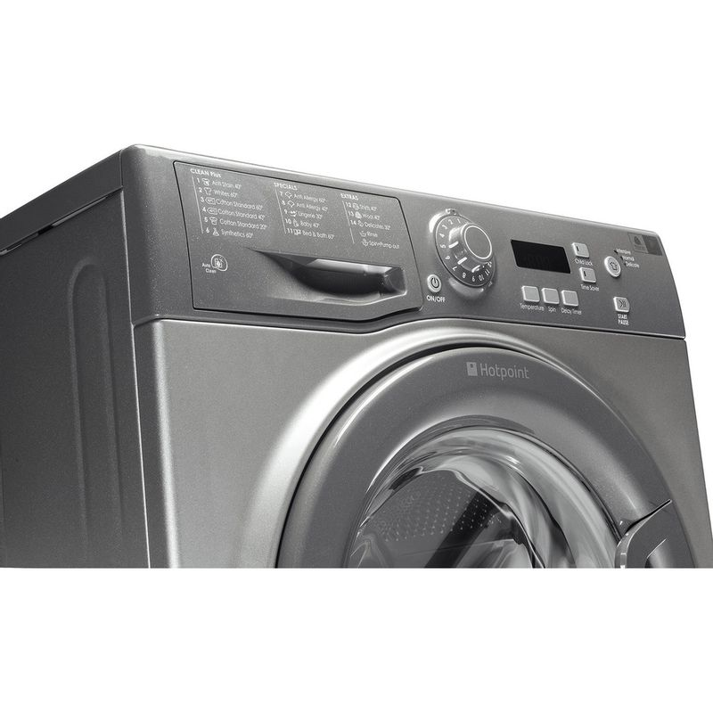 Hotpoint-Washing-machine-Free-standing-WMAQF-721G-UK-Graphite-Front-loader-A--Control_Panel