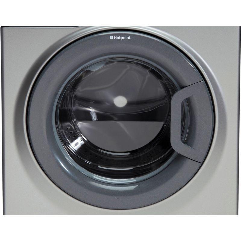 Hotpoint-Washing-machine-Free-standing-WMXTF-742G-UK-Graphite-Front-loader-A---Drum