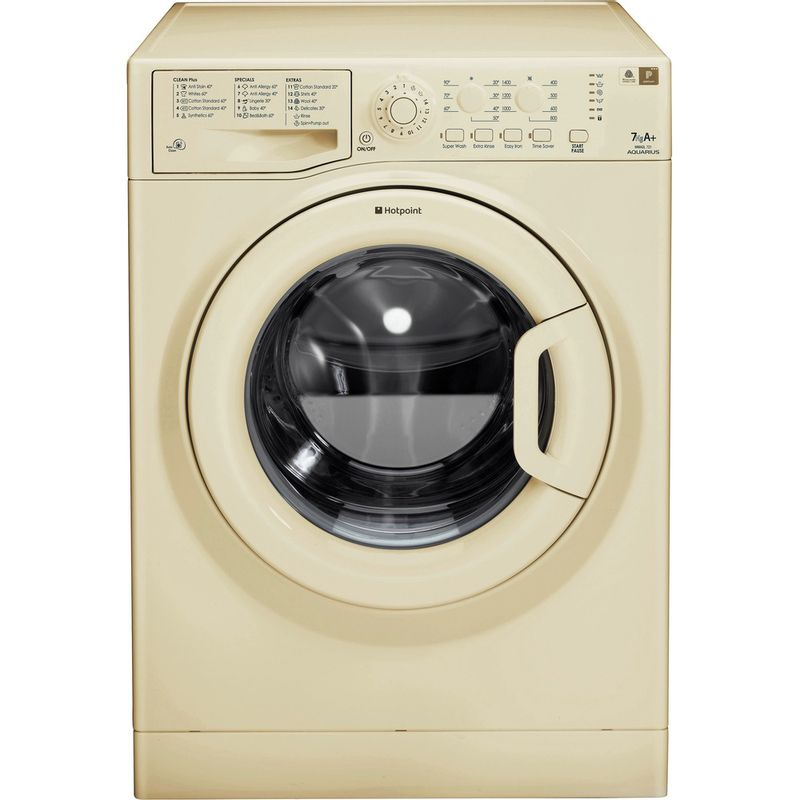 Hotpoint-Washing-machine-Free-standing-WMAQL-721A-UK-Avena-Front-loader-A--Frontal