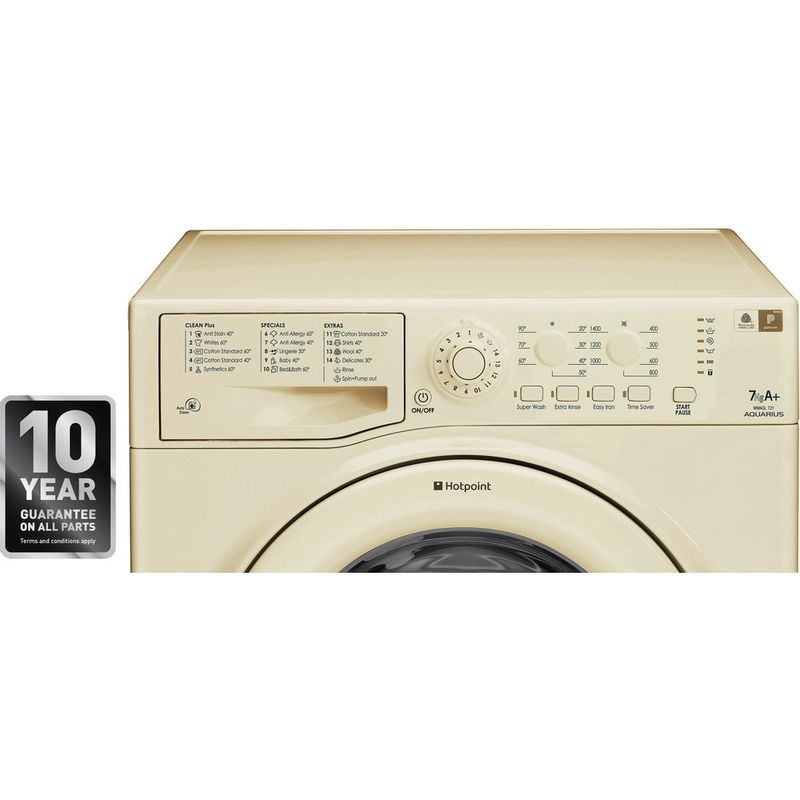 Hotpoint-Washing-machine-Free-standing-WMAQL-721A-UK-Avena-Front-loader-A--Award