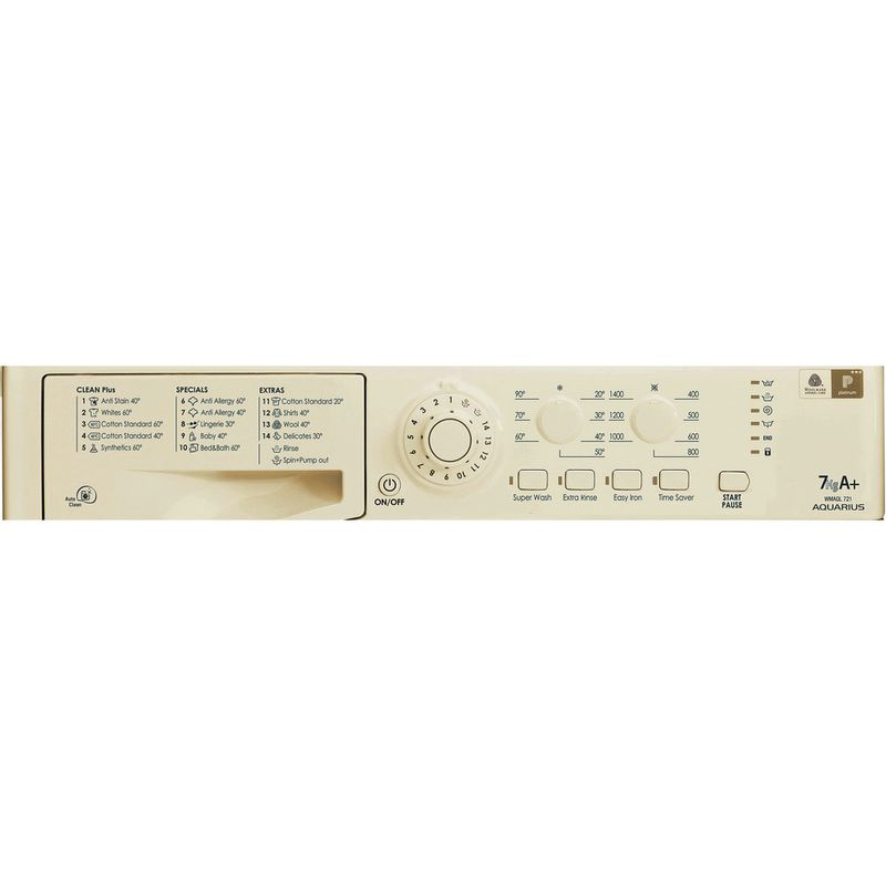 Hotpoint-Washing-machine-Free-standing-WMAQL-721A-UK-Avena-Front-loader-A--Control_Panel