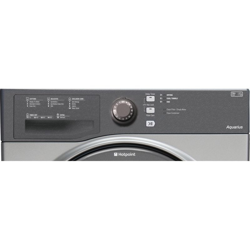Hotpoint-Dryer-TCFS-83B-GG--UK--Graphite-Control_Panel