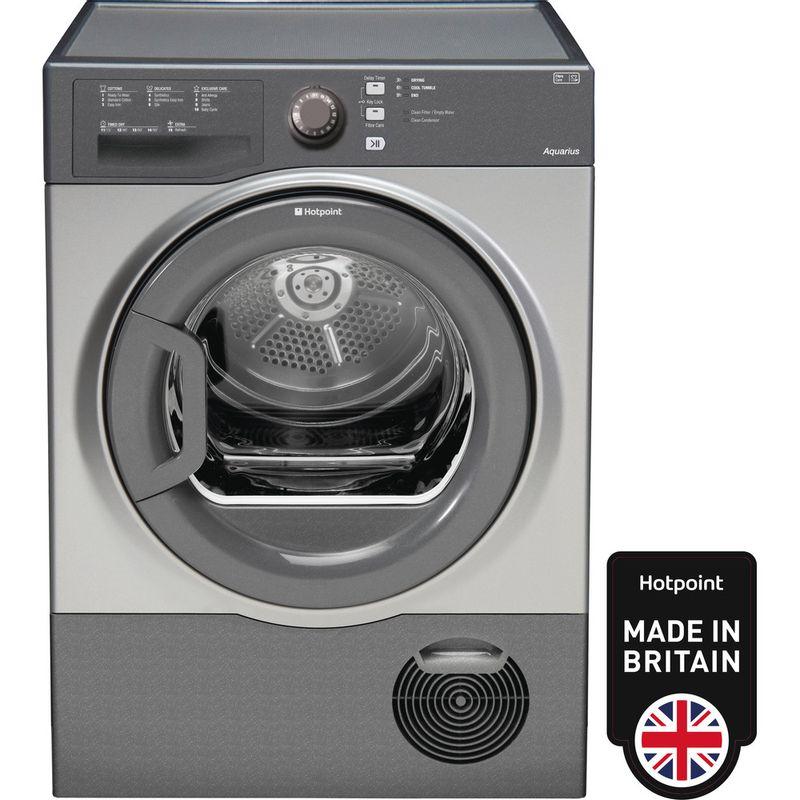 Hotpoint-Dryer-TCFS-73B-GG--UK--Graphite-Frontal