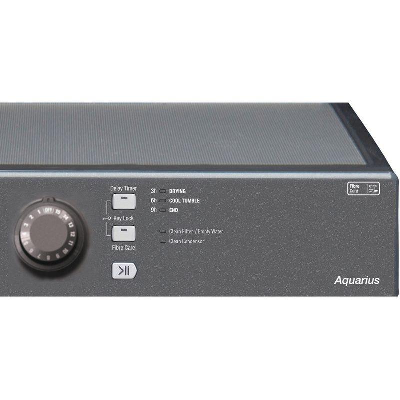 Hotpoint-Dryer-TCFS-73B-GG--UK--Graphite-Control-panel