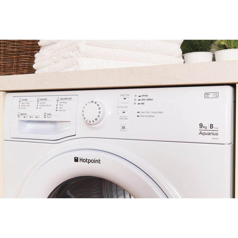 Hotpoint-Dryer-TCFS-93B-GP--UK--White-Lifestyle-control-panel