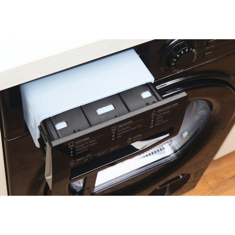 Hotpoint-Dryer-TCFS-83B-GK--UK--Black-Drawer