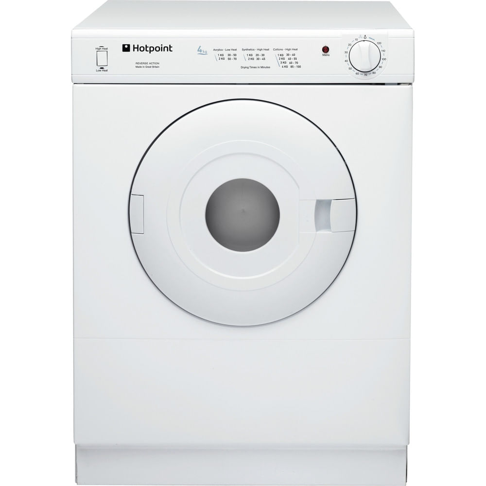 Hotpoint Freestanding tumble dryer V4D 01 P (UK) : discover the specifications of our home appliances and bring the innovation into your house and family.