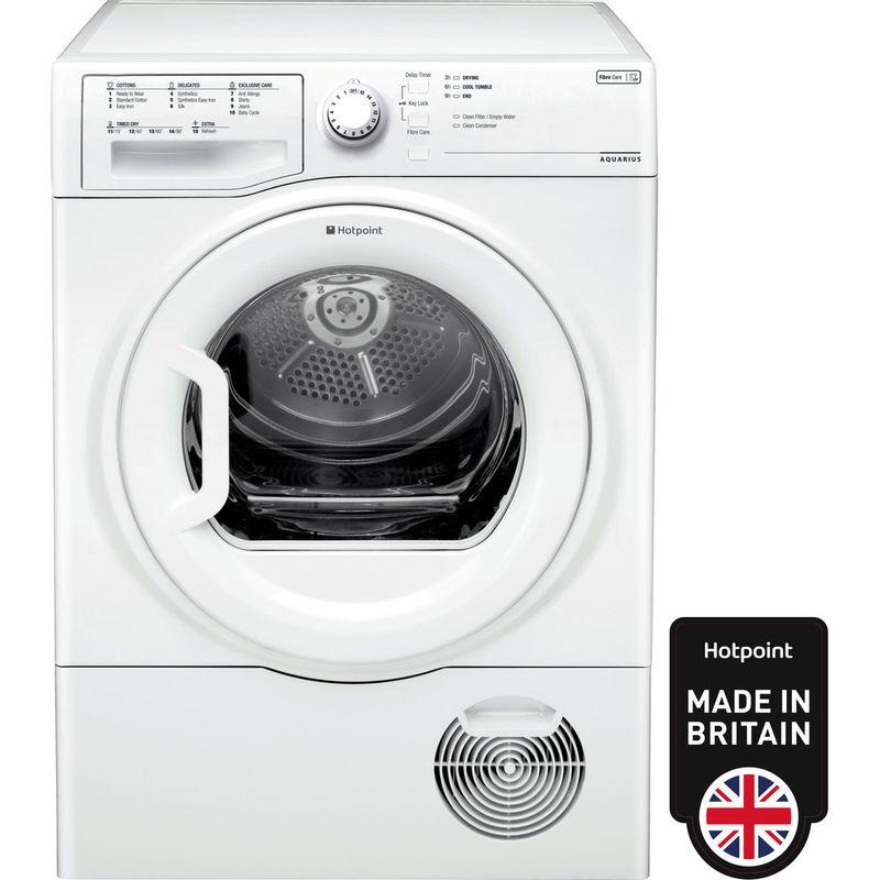 Hotpoint-Dryer-TCFS-73B-GP--UK--White-Frontal