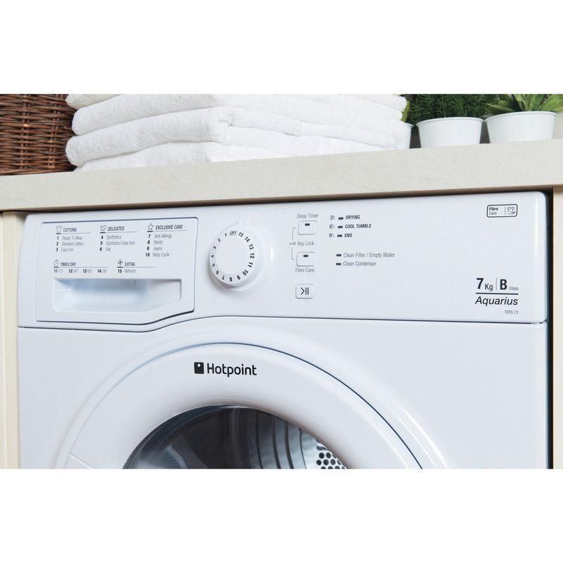 Hotpoint-Dryer-TCFS-73B-GP--UK--White-Lifestyle-control-panel