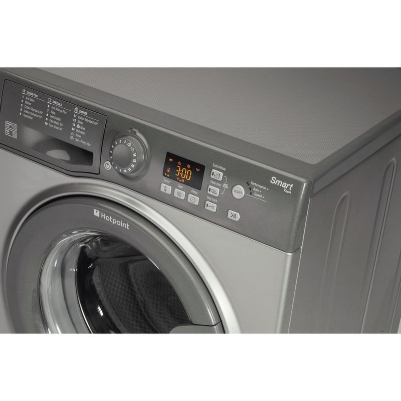 Hotpoint-Washing-machine-Free-standing-WMFUG-742G-UK-Graphite-Front-loader-A---Control_Panel