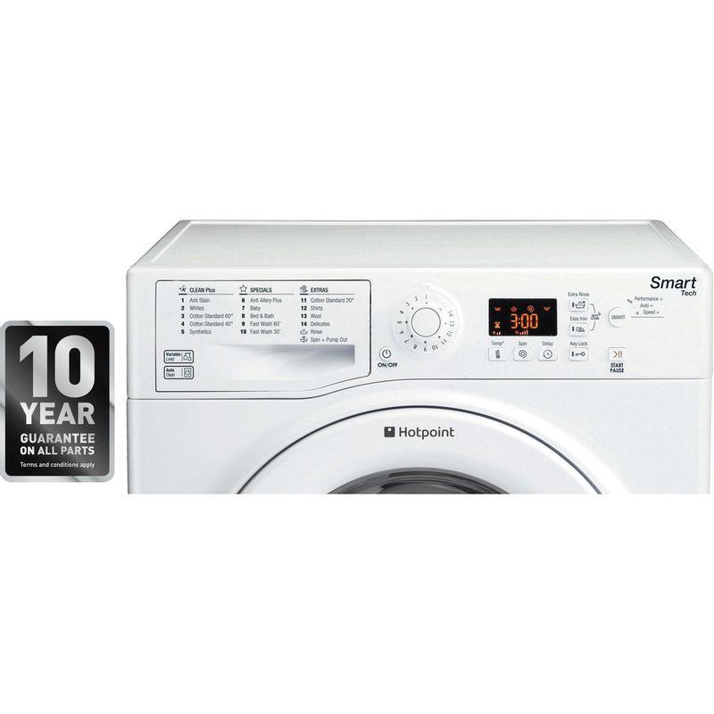 Hotpoint-Washing-machine-Free-standing-WMFUG-942P-UK-White-Front-loader-A---Award