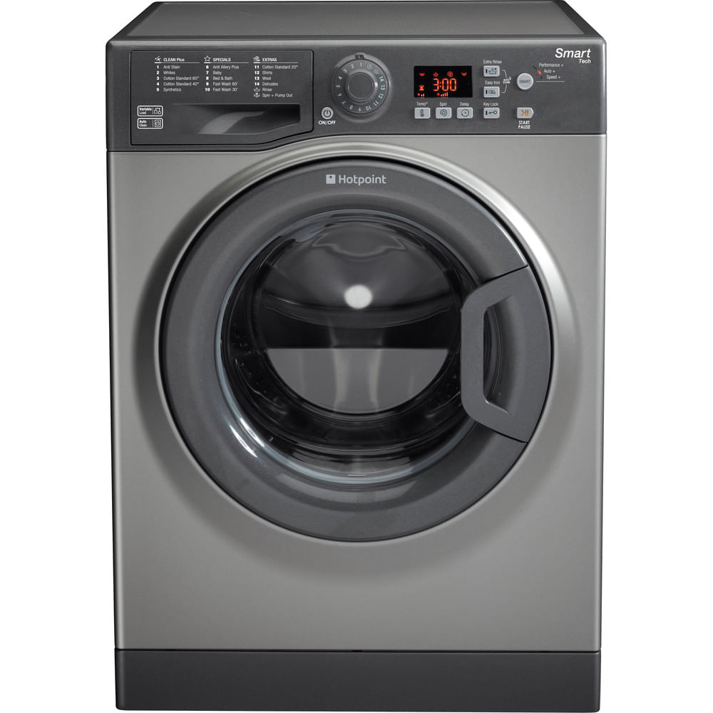 Hotpoint Freestanding Washing Machine WMFUG 942G UK : discover the specifications of our home appliances and bring the innovation into your house and family.