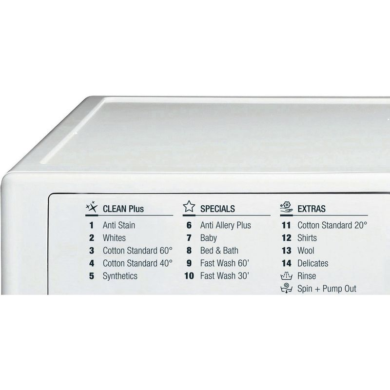Hotpoint-Washing-machine-Free-standing-WMFUG-1063P-UK-White-Front-loader-A----Program