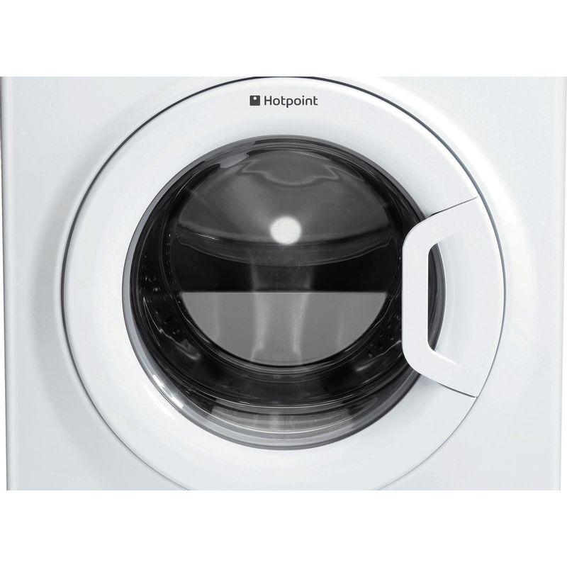 Hotpoint-Washing-machine-Free-standing-WMFUG-1063P-UK-White-Front-loader-A----Drum