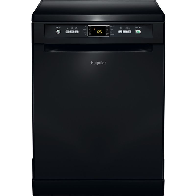 Hotpoint-Dishwasher-Free-standing-FDFEX-11011-K-Free-standing-A-Frontal