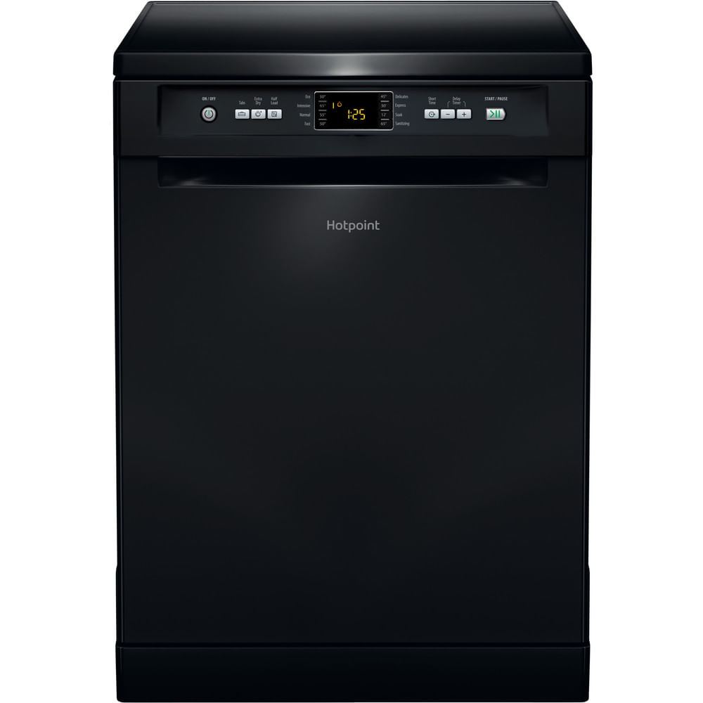 Hotpoint Freestanding Dishwasher FDFEX 11011 K : discover the specifications of our home appliances and bring the innovation into your house and family.