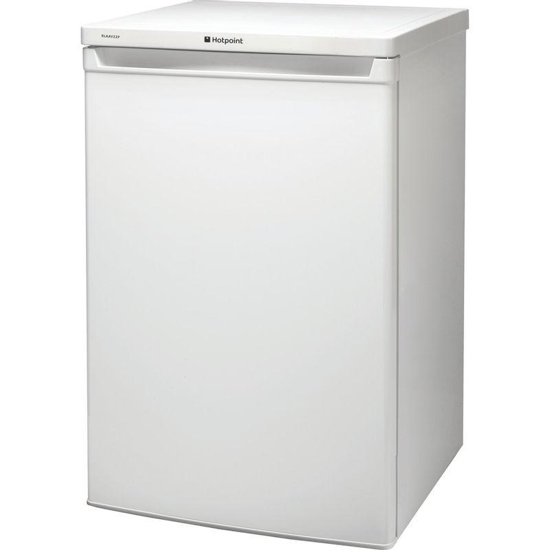 Hotpoint-Refrigerator-Free-standing-RLAAV22P.1-White-Perspective
