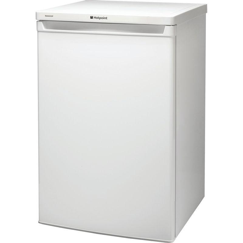 Hotpoint-Refrigerator-Free-standing-RSAAV22P.1-White-Perspective