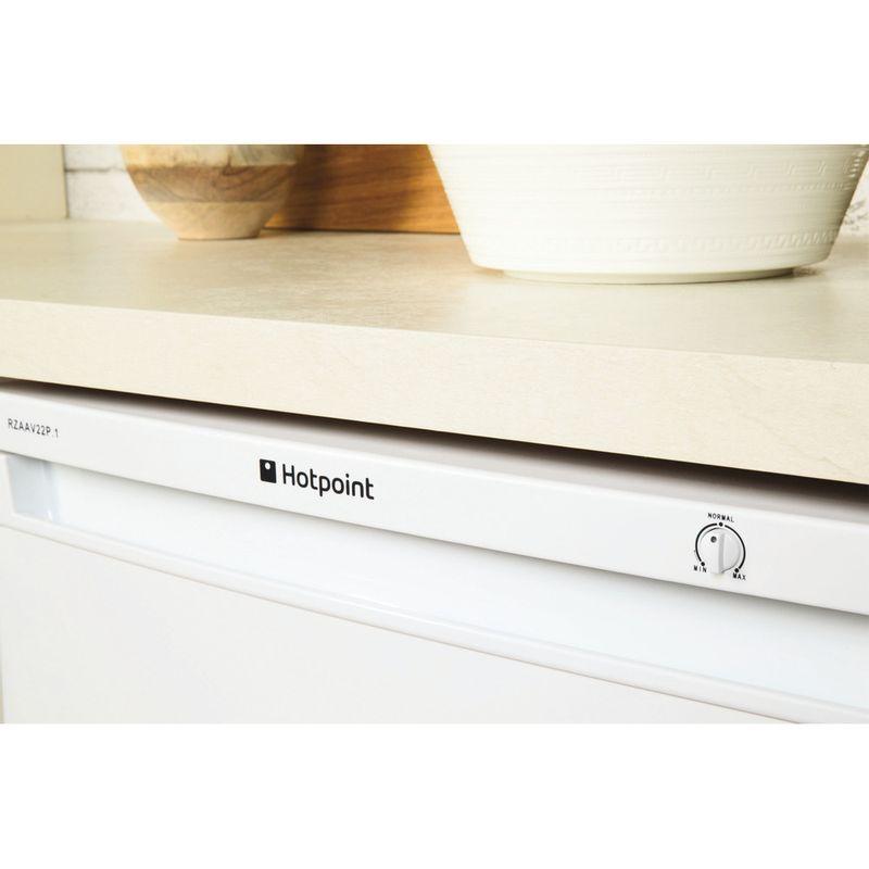 Hotpoint-Freezer-Free-standing-RZAAV22P.1-White-Lifestyle-control-panel