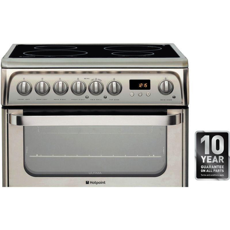 Hotpoint-Double-Cooker-HUI611-X-Inox-A-Vitroceramic-Award
