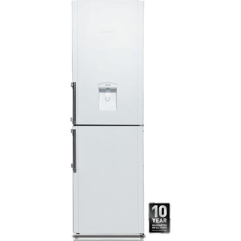 Hotpoint-Fridge-Freezer-Free-standing-FFLAA58WDW-White-2-doors-Award