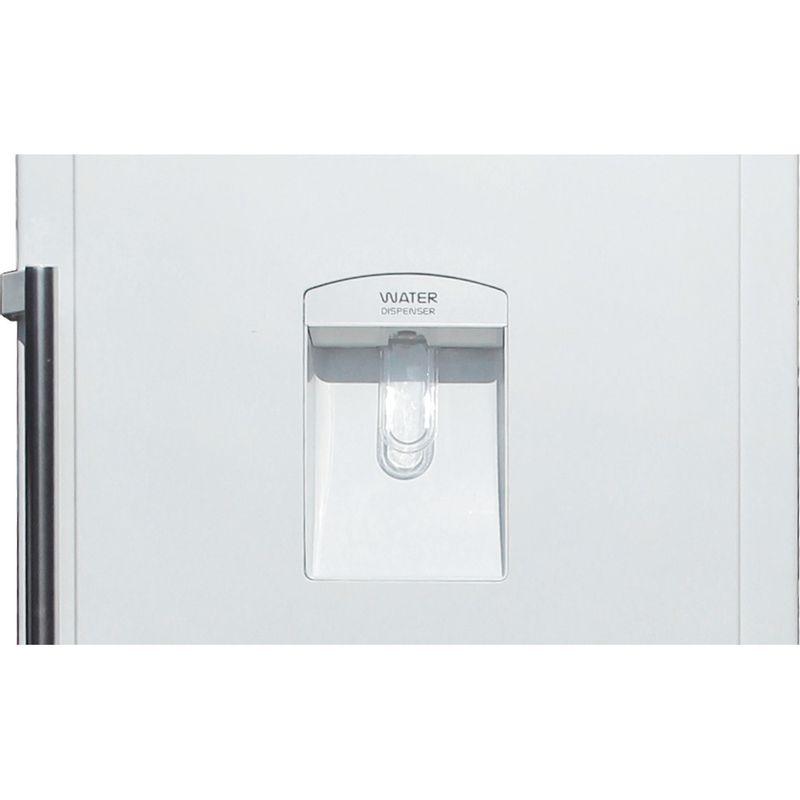 Hotpoint-Fridge-Freezer-Free-standing-FFLAA58WDW-White-2-doors-Control_Panel