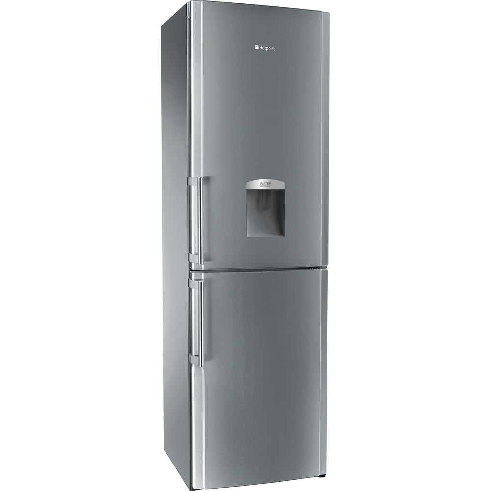 Hotpoint Freestanding fridge freezer FFLAA58WDG : discover the specifications of our home appliances and bring the innovation into your house and family.