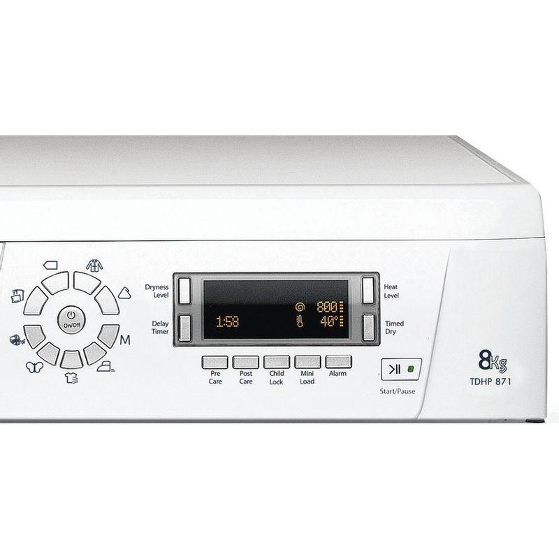 Hotpoint-Dryer-TDHP-871-RP--UK--White-Control-panel