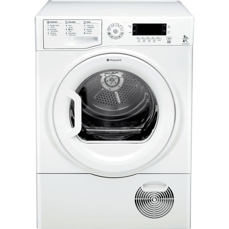 Hotpoint-Dryer-SUTCD-GREEN-9A1--UK--White-Frontal