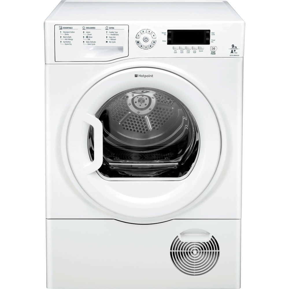 Hotpoint Freestanding tumble dryer SUTCD GREEN 9A1 (UK) : discover the specifications of our home appliances and bring the innovation into your house and family.